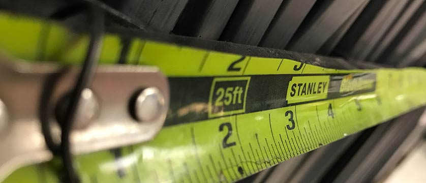 Measurements - how to measure
