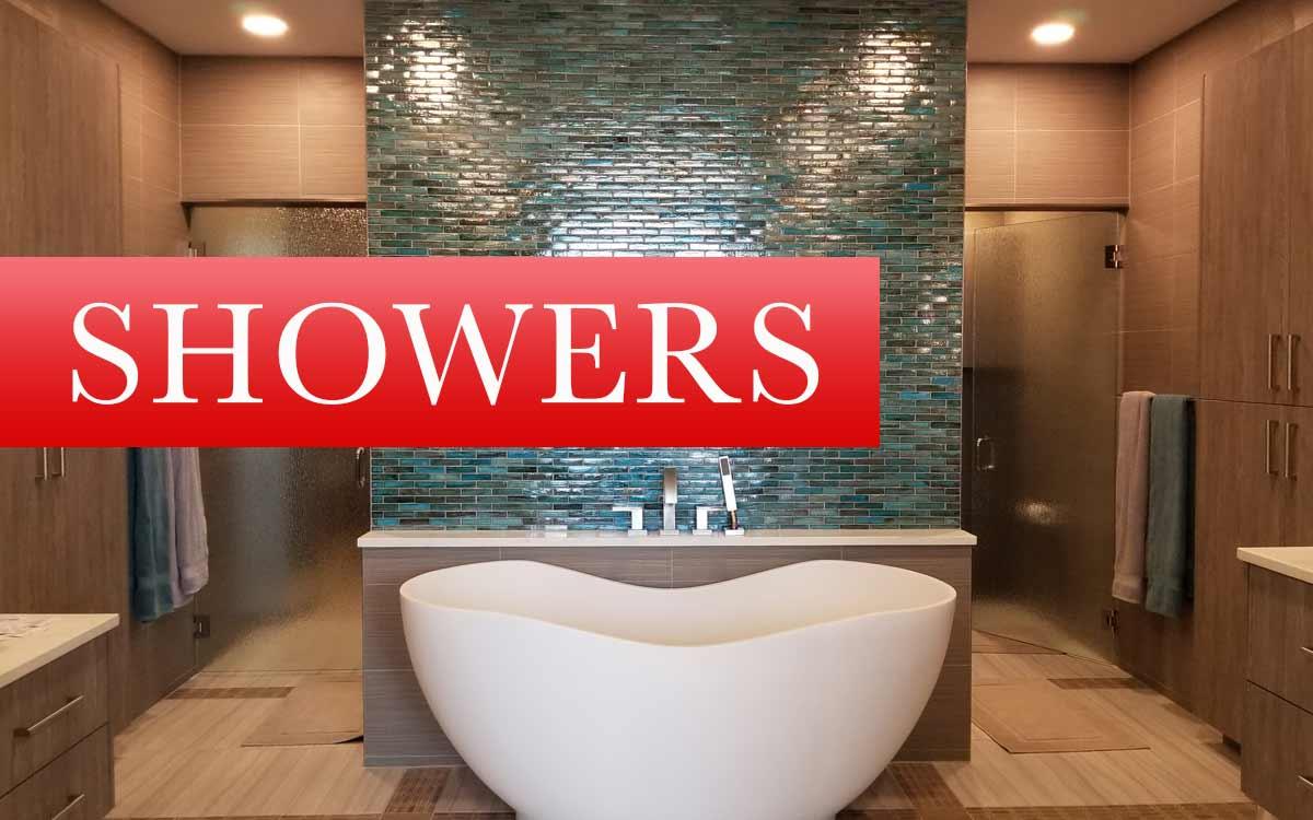 Glass Shower Enclosure Bathroom Remodel Glass Door