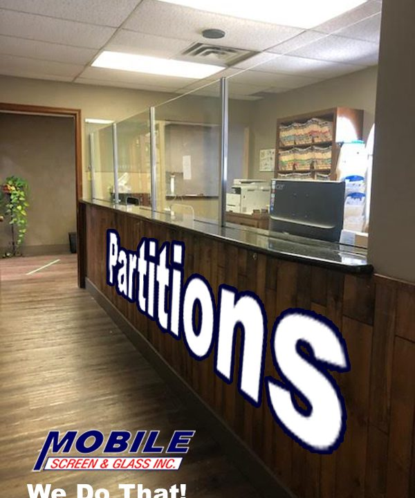 Partitions Archives Mobile Screen And Glass Residential Glass Repair Commercial Glass Repair